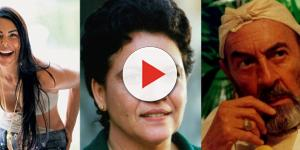 Atores de ''O Rei do Gado'' que já faleceram, mas continuam vivos na memória do público