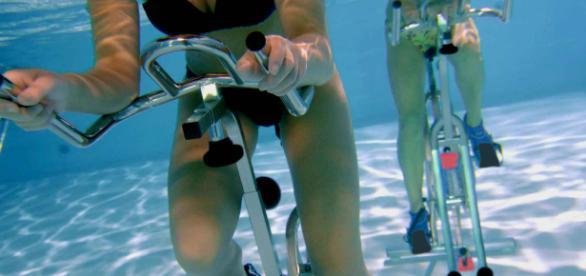 Hydrobike, mantenerse en forma sin cansarse demasiado