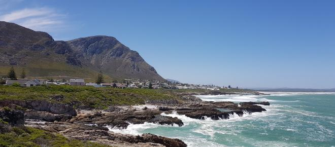 Hermanus; a jewel in the Western Cape, South Africa