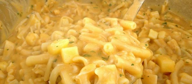 Pasta e patate: un classico della cucina romana da gustare nella stagione fredda