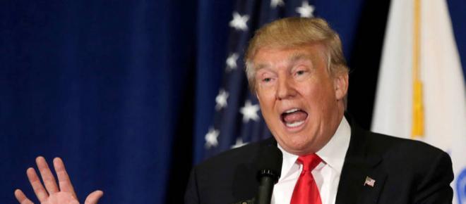 Donald Trump no cree necesario implementar un control de armas en Estados Unidos