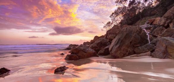 Beach on Australia -- Matto AKA Maddogmat/Flickr