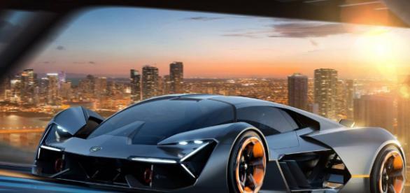 Official: Lamborghini Terzo Millennio - Full Electric Concept ... - gtspirit.com