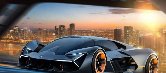 Lamborghini Terzo Millennio an electric hypercar like no other