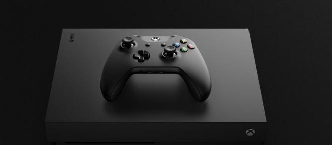 Xbox One X : Allez vous craquer pour « la console la plus puissante au monde ? »