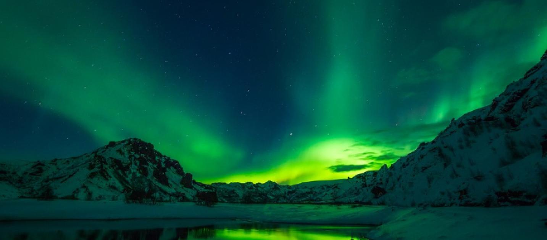 Violent solar storm to continue Aurora Borealis over the US & UK