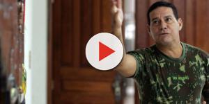 General Mourão preocupa cúpula das Forças Armadas