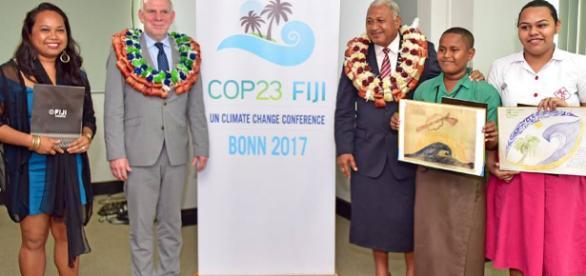 COP23 Vision and Logo - Cop23 - com.fj