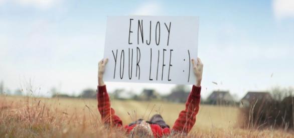Un invito a godere la vita, fiducia e serenità british