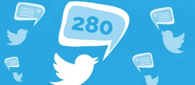 Twitter ya tendrá 280 caracteres
