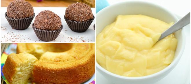 Sobremesas Diet: aprenda a fazer e delicie-se sem culpa