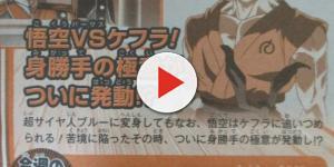 Goku en su estado Migatte no Goku