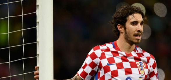 Vrsaljko con Croacia - beIN SPORTS - beinsports.com
