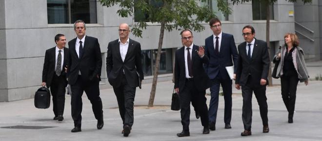 Junqueras y los ex Conseller permanecerán en prisión