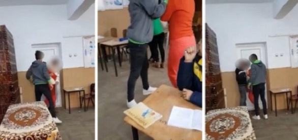 Profesoară din TELEORMAN bătută şi batjocorită de elevi