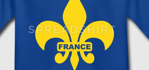 T-shirt france royaliste 03 | Spreadshirt - spreadshirt.fr