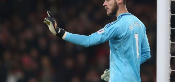 Video Goals] Arsenal 1-3 Man Utd: De Gea Heroics Frustrates ... - football-talk.co.uk