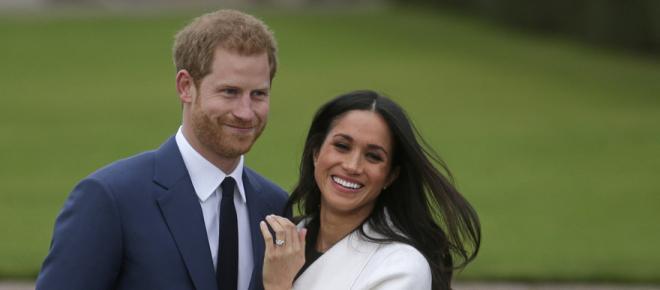 Le mariage du Prince Harry et de Meghan Markle sera retransmis à la télévision