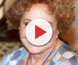 A atriz Eva Todor, que faleceu no dia de hoje. (Foto Reprodução).