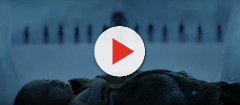 The White Walker creation / Image via Vengrence, YouTube screencap