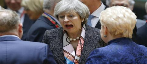 Theresa May Brexit shambles (politico.co.uk)