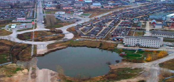 Berezniki (Rusia)- un oraș cu peste 150 mii locuitori care se scufundă