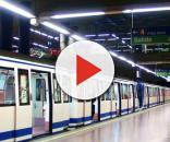 Metro de Madrid fue interrumpido