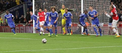 Chelsea break - Image credit - Ronnie Macdonald | Flickr