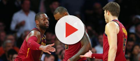 Wade or Korver for 6th man? - (Image: YouTube/Cavs)