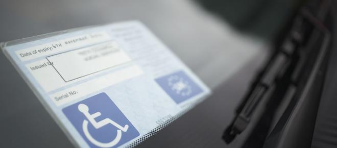 Bollo auto, cosa succede ai disabili senza patente?
