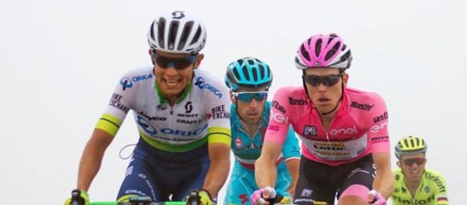 Giro d'Italia, arrivano altri campioni stranieri
