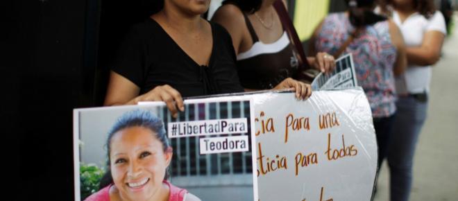 Salvador : Là où les femmes ayant fait une fausse couche sont punies