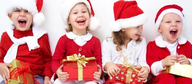 ¿Qué regalarle a tu hijo en Navidad?
