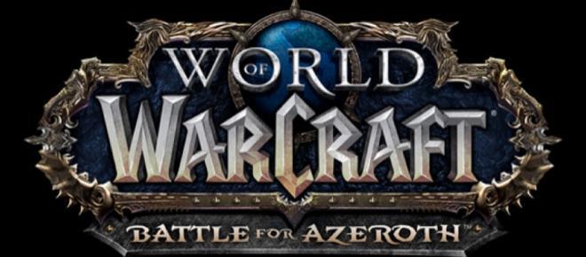 World of Warcraft : Battle for Azeroth est annoncé, découvrez les nouveautés !