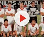 Il Bari che nella stagione 1983/84 raggiunse le semifinali di Coppa Italia, prima squadra di serie C a riuscire nell'impresa