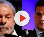 Juiz Sérgio Moro comenta sobre futuro de Lula nas próximas eleições. (Foto Reprodução).