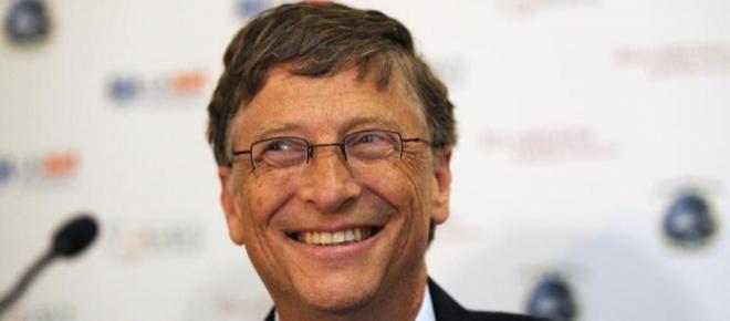 Bill Gates confiant dans la lutte contre le changement climatique