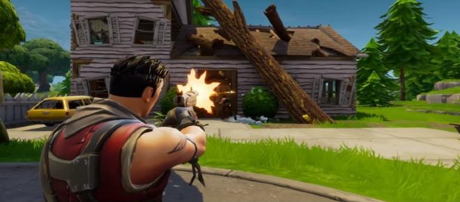 Epic Games geben 'Fortnite' Battle Royale Staffel 2 bekannt