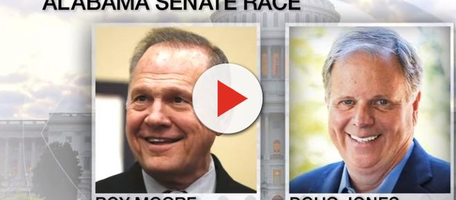 Doug Jones defeats Roy Moore in Alabama special election