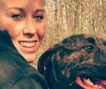 Mulher de 22 anos morava na Virgínia e foi morta por seus dois pit bulls (Foto: Facebook)