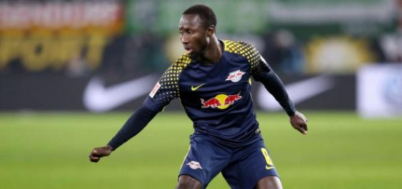 Liverpool are reportedly ready to pay extra to bring Naby Keita to Anfield in January. Credit: AFP