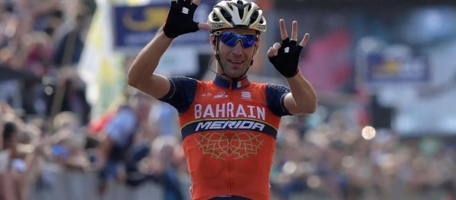 Ciclismo, Vincenzo Nibali ha scelto il programma per il 2018