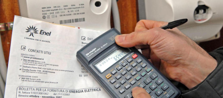 Enel il caso della bolletta di conguaglio da 1 milione di for Enel gas bolletta