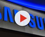 Il logo ufficiale della Samsung