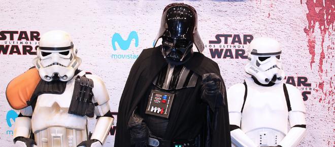 Así fue la premiere de 'Star Wars: Los últimos Jedi' en Madrid