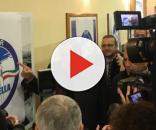 Clemente Mastella presenta il nuova simbolo del'Udeur (Fonte: profilo ufficiale Fb Clemente Mastella)