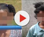 Criança sofre racismo de próprios parentes