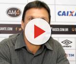 Zé Ricardo, técnico do Vasco da Gama, solicitou jogador e vai ser atendido