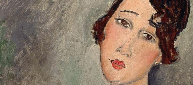 Il mistero degli occhi di Modigliani