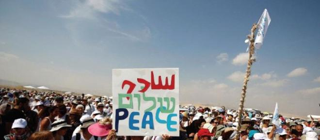 How can peace have a chance in Israel and Palestine?
